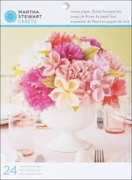floral tissue paper martha stewart crafts vintage girl tissue paper flowers