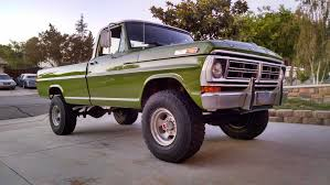 1972 ford f250 cer special erick delahooke s 1972 ford f250 lmc truck