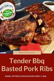 bbq pork ribs ricetta porco costolette e ricette per costolette