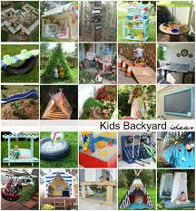 Small Backyard Ideas For Kids Backyard Fun Ideas Home Outdoor Decoration