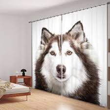 Wolf Curtains Best Wolf Bedroom Products On Wanelo