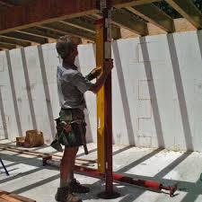 basement beam columns fine homebuilding