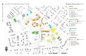 Georgia State University Campus Map by Health Sciences Campus Update U2013 July 2012 Uga Today