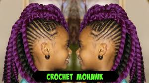 images of kids hair braiding in a mohalk senegalese twist mohawk for adults and kids using sams beauty hair