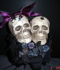 skull wedding cake toppers wedding cake topper skull skull wedding cake topper black white