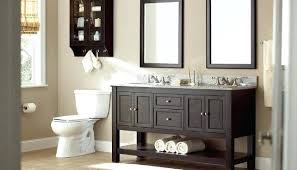 home depot bathroom vanity sink combo kitchen dimensions cabinets