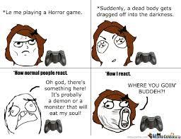 Horror Face Meme - horror games by bamitzevil meme center