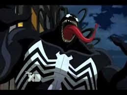 ultimate spider man 2012 funny moments venom