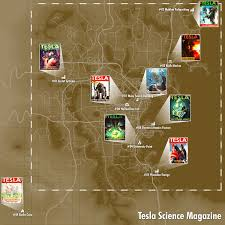 Dogmeat Fallout 3 Location On Map by Tesla Science Magazine Fallout Wiki Fandom Powered By Wikia