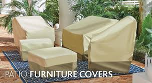 Rectangular Patio Furniture Covers by Patio Furniture Covers Improvements