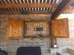 outdoor tv box ideasidea