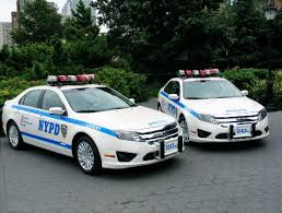 nypd ford fusion cops introduce eco ford fusion hybrid patrol cars ny