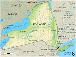 Map Of New Paltz New York by Map Of New York Waterfalls 25 Signs You Grew Up In Upstate New
