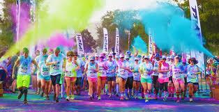 color vibe 5k run raleigh