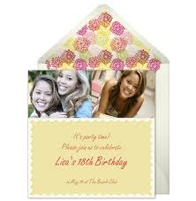 words for birthday invitation 18th birthday invitations