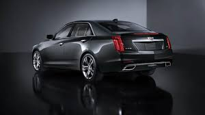 2015 cadillac cts 2 0t sedan car review and test drive