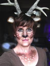 deer costume diy deer costume plus how to make faux antlers random housewifery
