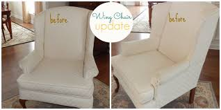 Overstuffed Chair Cover Decor Wingback Chair Covers White Wingback Chair Covers Where