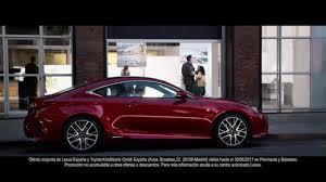nuevo lexus lf lc nuevo lexus rc 300h híbrido 2017 advertisement lexus rc 300h