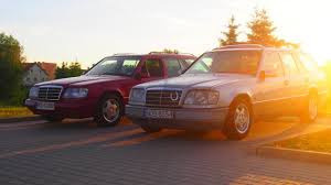 mercedes benz w124 the legend youtube
