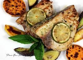 cuisiner espadon plancha d espadon au citron vert gingembre et légumes d ailleurs