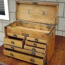 diy wood tool cabinet wood tool chest synopsis this tool chest is the first major project