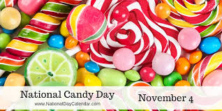 day candy national candy day november 4 national day calendar