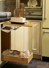 Kitchen Appliance Lift - 21 kitchen organization ideas