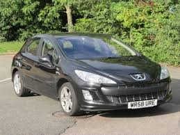 black peugeot for sale used black peugeot 308 2008 petrol excellent condition for sale