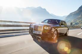 the newest rolls royce phantom is the most luxurious car built