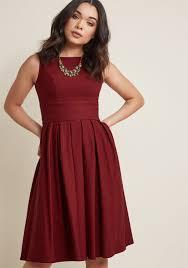 midi dress certified stunner midi dress in burgundy modcloth