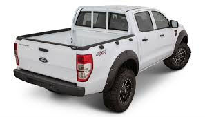 Ford F250 Concept Truck - ford smoothback ultimate bedrail cap oe matte black 28511