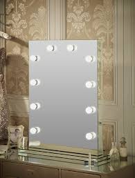 Light Up Vanity Table Free Standing Dressing Table Mirrors Mirror Ideas