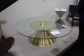 round glass top coffee table with metal base modern coffee tables with round glass tops and timeless designs