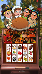 thanksgiving slots thanksgiving bonus slots free vegas casino slot by printpal