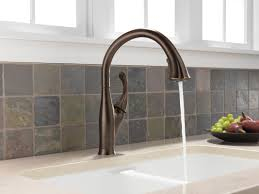 delta bronze kitchen faucet faucet com 9192 ar dst in arctic stainless by delta