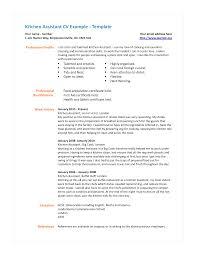 kitchen assistant job description care home head chef job
