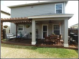 covered deck and patio designs decks home decorating ideas
