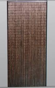 Bamboo Door Curtains Bamboo Door Curtain Portsea Furnishings