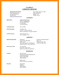 Soccer Player Resume 100 Athletic Resume Personal Training Resume Essay Good