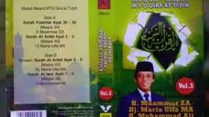 download mp3 qiroat h muammar za hj maria ulfa ma maqro qiroat 7 vol 5 side b download