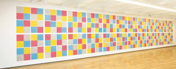 What Are Walls Made Of Sol Lewitt A Wall Drawing Retrospective Mass Moca