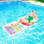 canapé gonflable piscine splendide articles with fauteuil gonflable piscine gifi tag