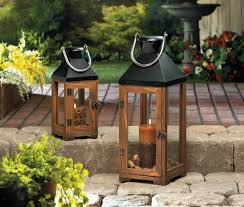 Outdoor Candle Lighting by Candle Lantern Decor Decorative Hanging Lantern Candle Holder