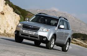 old subaru forester subaru forester estate review 2008 2012 parkers
