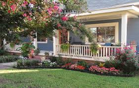 landscaping ideas front porch