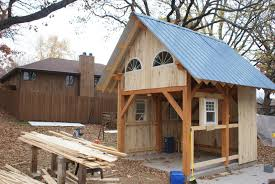 best small timber frame homes