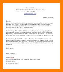 6 letter of resignation teacher doctors signature