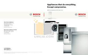 download free pdf for bosch axxis was20160uc washer manual