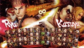 from street fighter main character name street fighter x tekken artbook nina centric artwork and